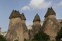 Mushroom rock Stock photo [4730445] Cappadocia