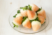 White strawberry Stock photo [4823569] White
