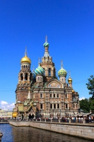 Church of the Savior on the Spilled Blood (Russia) Stock photo [4933004] Russia