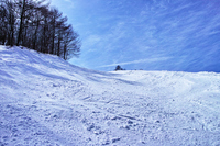 Ski slopes and spurs Stock photo [5026596] Ski