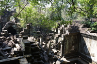 Beng Mealea ruins Cambodia Stock photo [5028434] Beng