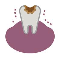 イラスト Tooth decay(5115169)