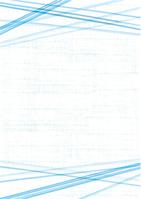 イラスト Light blue Japanese pattern two white(5115391)
