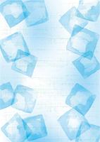 イラスト Light blue Japanese ice(5115392)