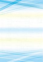 イラスト Light blue Japanese pattern line two(5115394)
