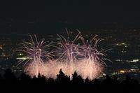 写真 PL fireworks from the summit of Katsuragiyama 2016(5116031)