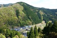 写真 View from the five-storied pagoda of Hyogo ken Kagura-ji(5117459)