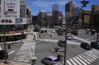長野駅前 交通