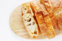 French bread of cheese  Photo