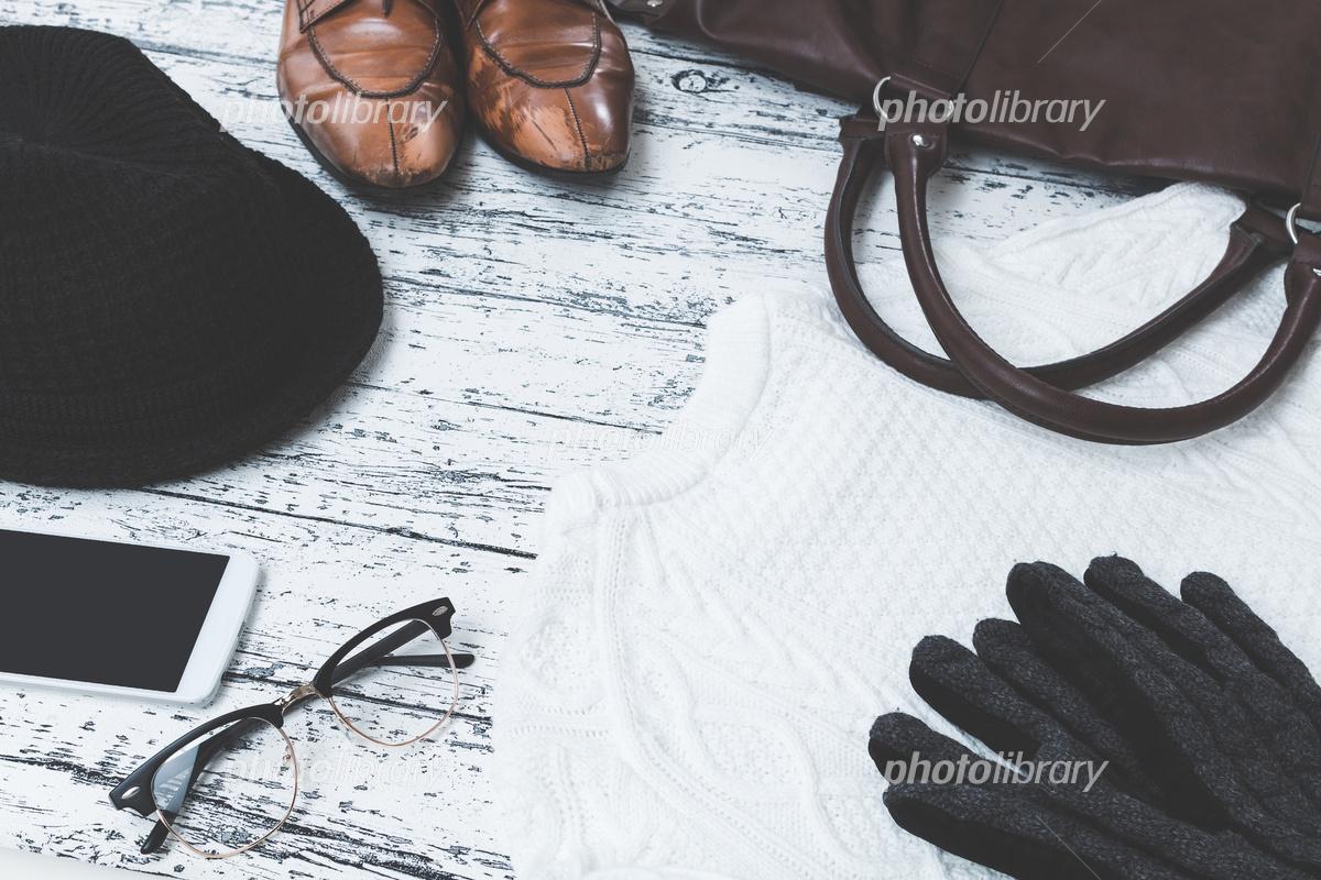 男性ファッション小物 写真素材 [ 5203114 ] , フォトライブ