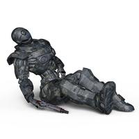 イラスト Battle robot(5202273)