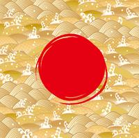 イラスト Wakamatsu gorgeous gold sun(5202808)