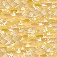 イラスト Waka Rika luxury gold(5202809)