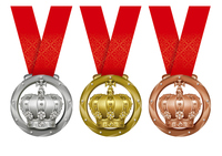 Medal illustrations  Illust