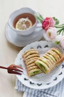 写真 Green tea pie(5204379)