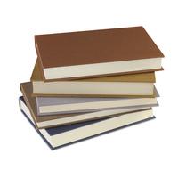 写真 Stacked books / with clipping path(5204844)