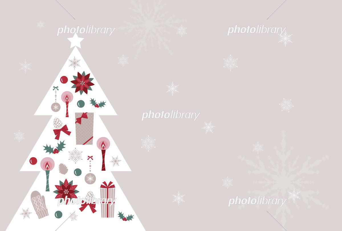 クリスマスツリー イラスト素材 5304335 フォトライブラリー