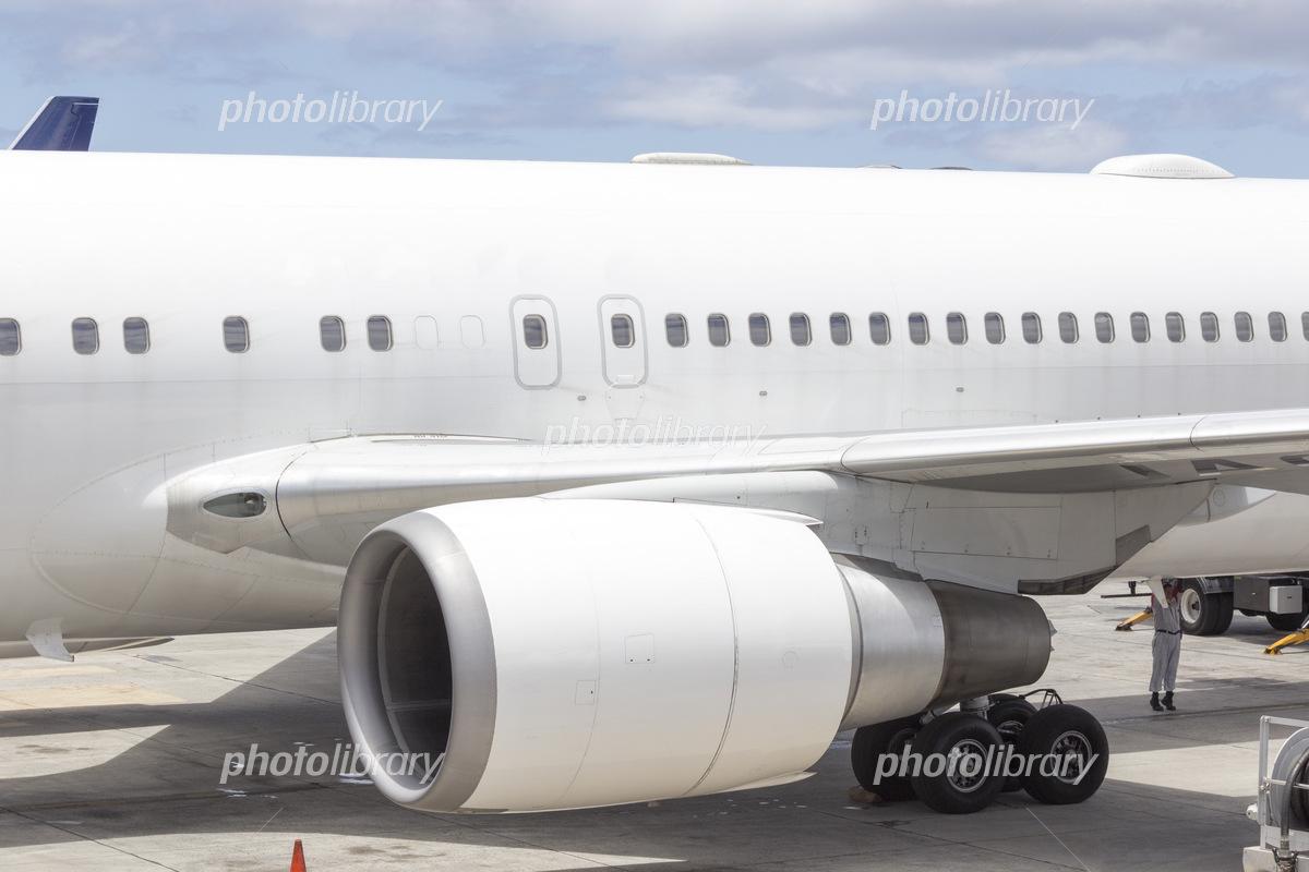 飛行機のジェットエンジン 写真素材 [ 5307556 ] - フォトライブラリー ...