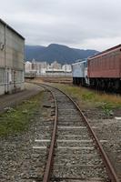 車両センター 線路