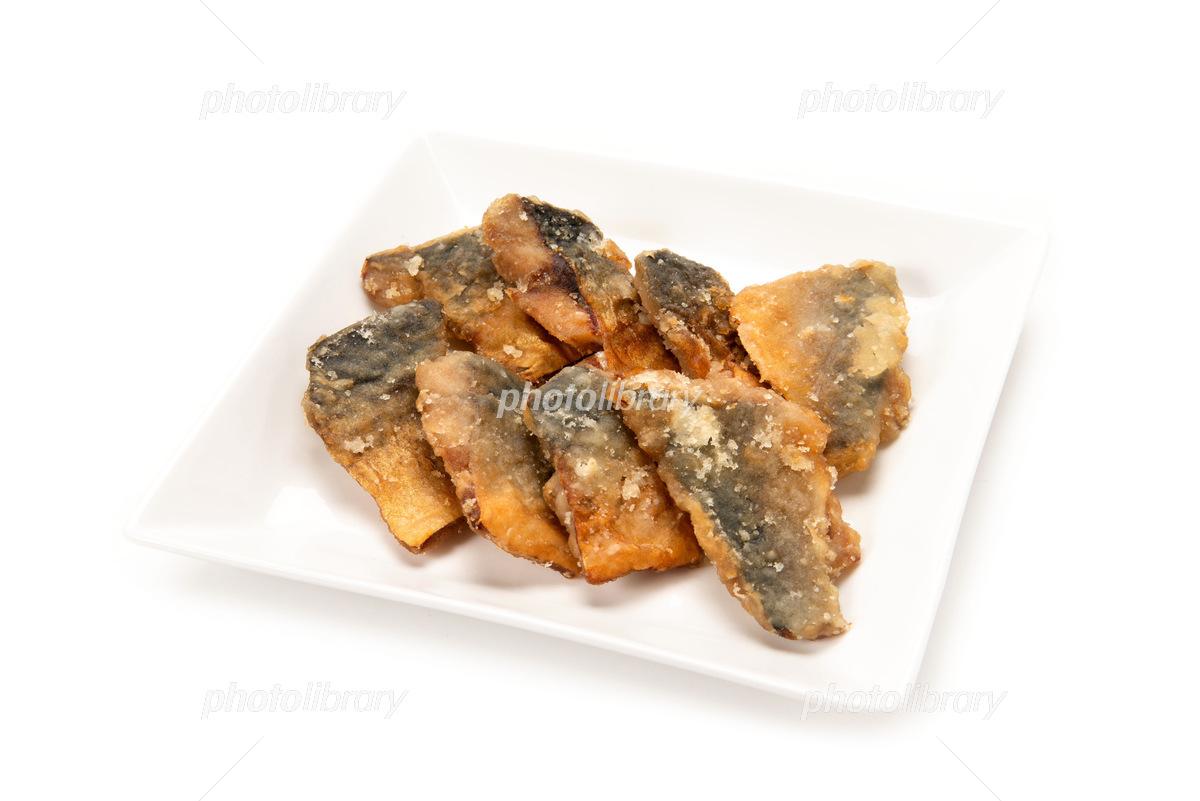 揚げ 鯖 の 竜田
