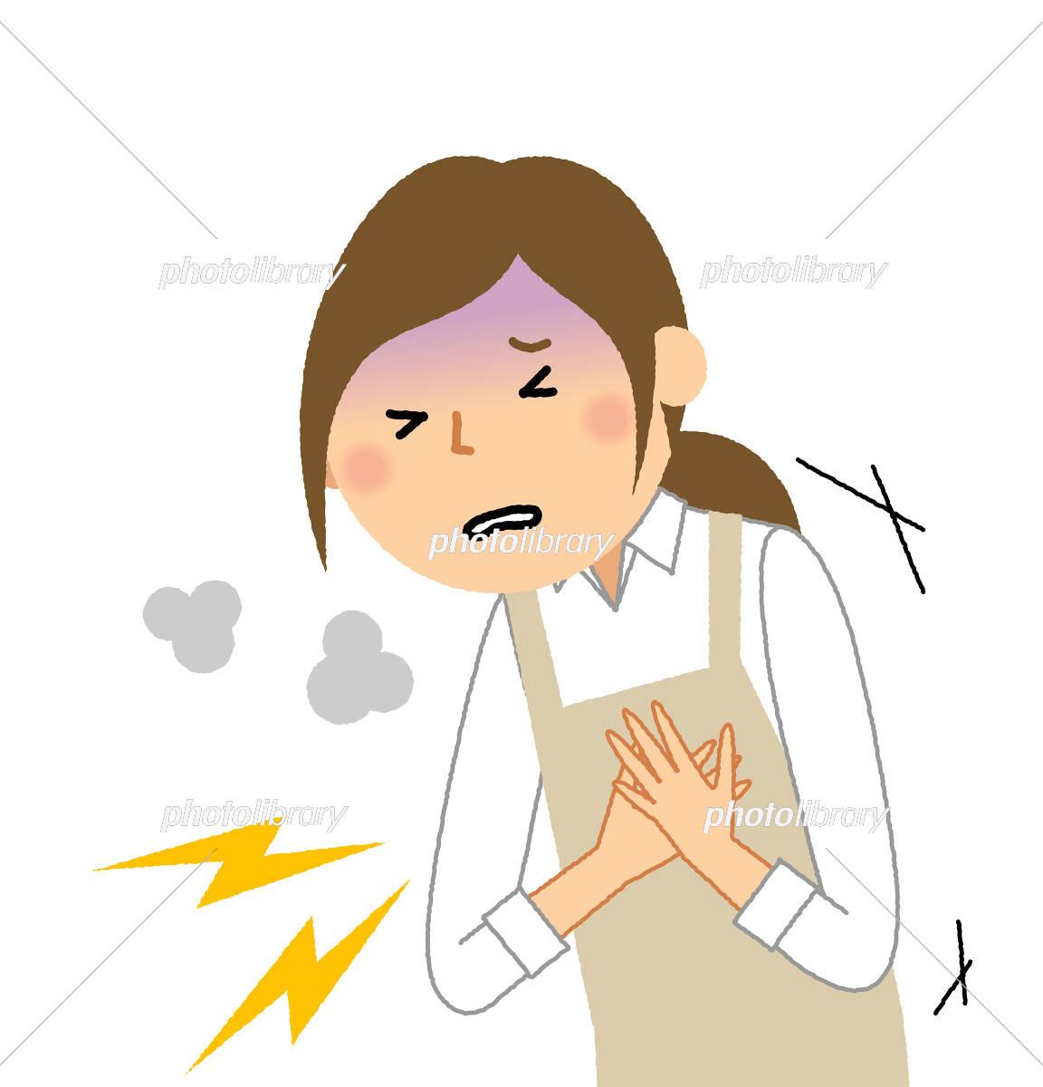 障害 痛み の 更年期 胸