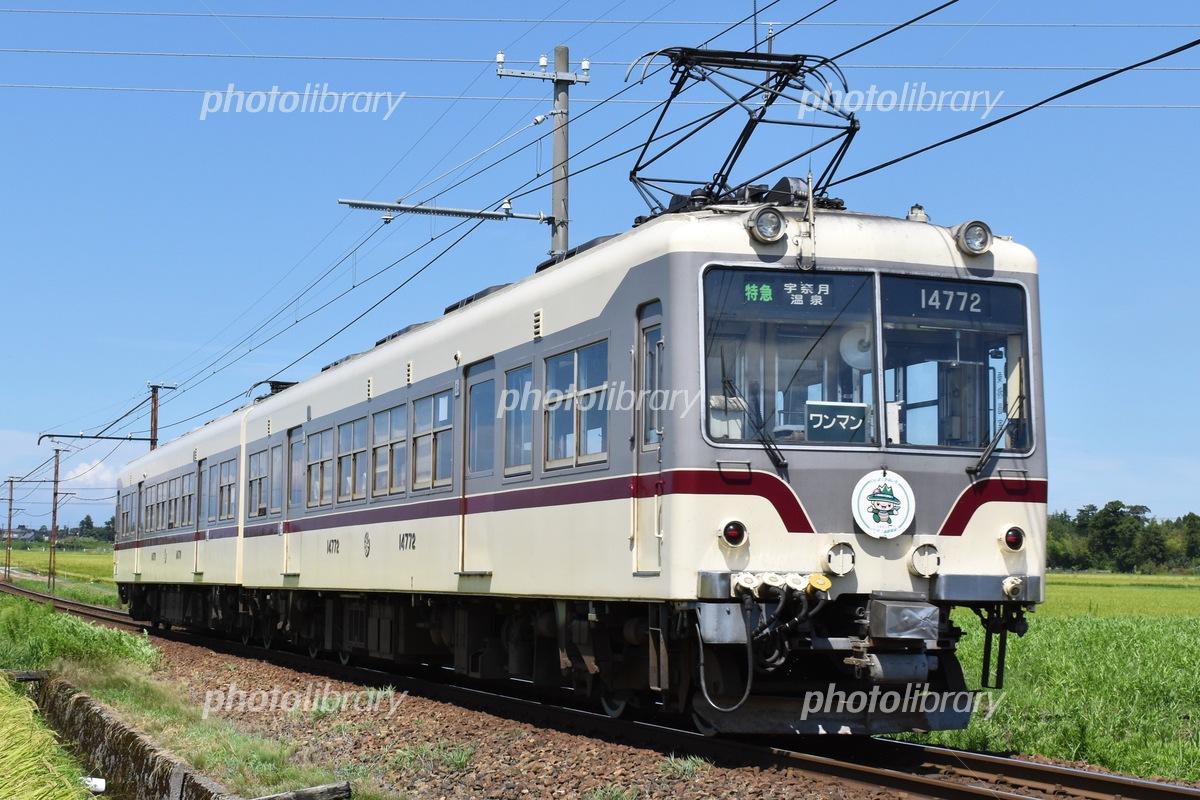 特急 富山 地方 鉄道 富山地方鉄道本線