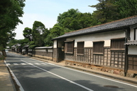 As of samurai residences of Matsue Shiomi Nawate Stock photo [366973] Matsue