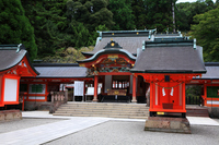 Kirishima shrine Stock photo [367915] Sacred