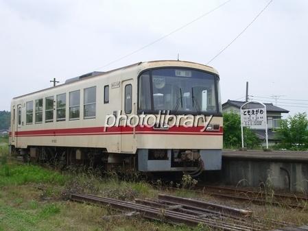 鹿島鉄道巴川駅 写真素材 [ 3823...