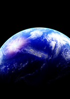 Blue shining Earth [380101] Stratosphere