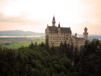 Neuschwanstein Castle Stock photo [380846] Germany