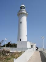 Iwaki City, Fukushima Prefecture Shioyazaki lighthouse Stock photo [382420] Fukushima