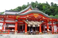 Tsuwano FutoshiTsuzumitani Inari Shrine Stock photo [388465] Tsuwano