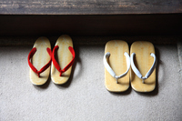 Japanese sandals Stock photo [388939] Footwear