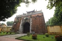 Hanoi positive north gate Stock photo [389490] Vietnam