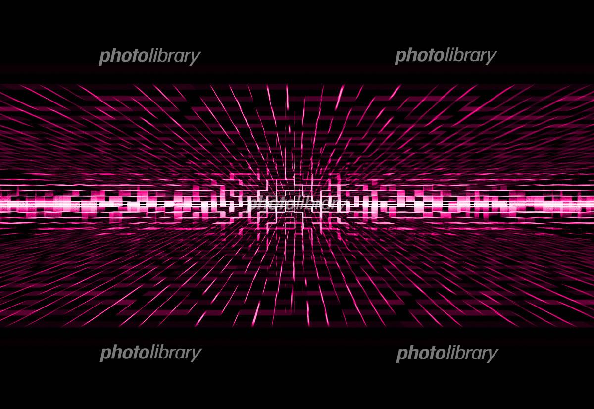 サイバースペース・ピンク 写真素材  サイバースペース・ピンク ID 436962   イラスト