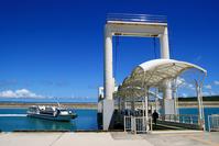 Taketomi Port Stock photo [435368] Okinawa