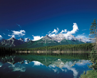 Canada Canadian Rockies Banff National Park Stock photo [435689] Kanata