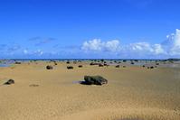 Beach of Sawada Stock photo [437355] Okinawa