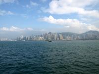 香港島 写真素材