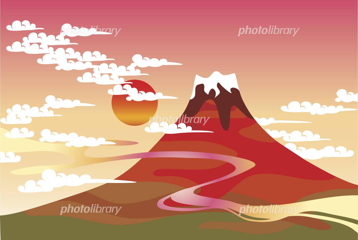赤富士の画像 p1_30