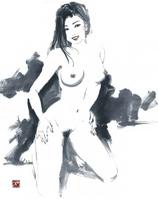 Nude [574602] Woman