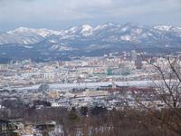 Akita City of snow Stock photo [641643] Akita