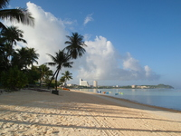 Morning of Tumon Beach Stock photo [651833] Tumon