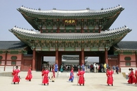 Gyeongbokgung Stock photo [652818] Asia