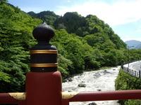 Futarasan jinja - Shinkyo Stock photo [735292] Tochigi
