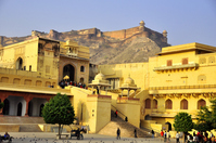 Amer Fort Stock photo [738543] India