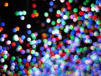 Sparkling illumination Stock photo [742352] Dot