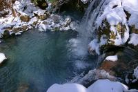 Waterfall of Bow Stock photo [742594] Oita