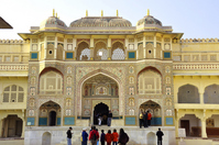 Amer Fort Stock photo [744092] India
